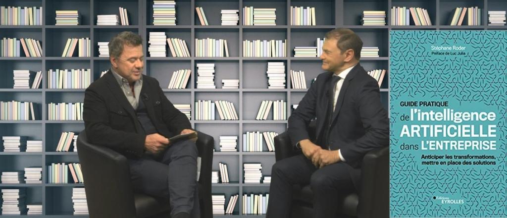 Retrouvez Stéphane Roder dans l'émission de Alexandre Carré sur Agora Mag