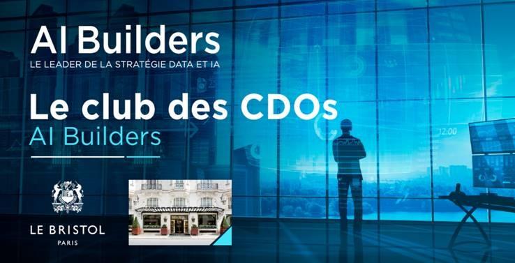Déjeuner Club des CDOs AI Builders #5 : Make or Buy, une doctrine centrale dans la transformation digitale