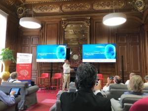 Conférence IA et le Retail chez Google France pour Verteego