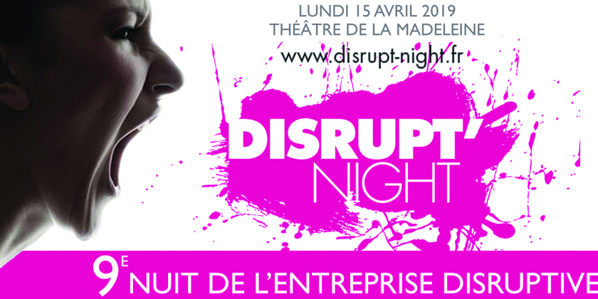 AI Builders Guest Star de la Disrupt Night