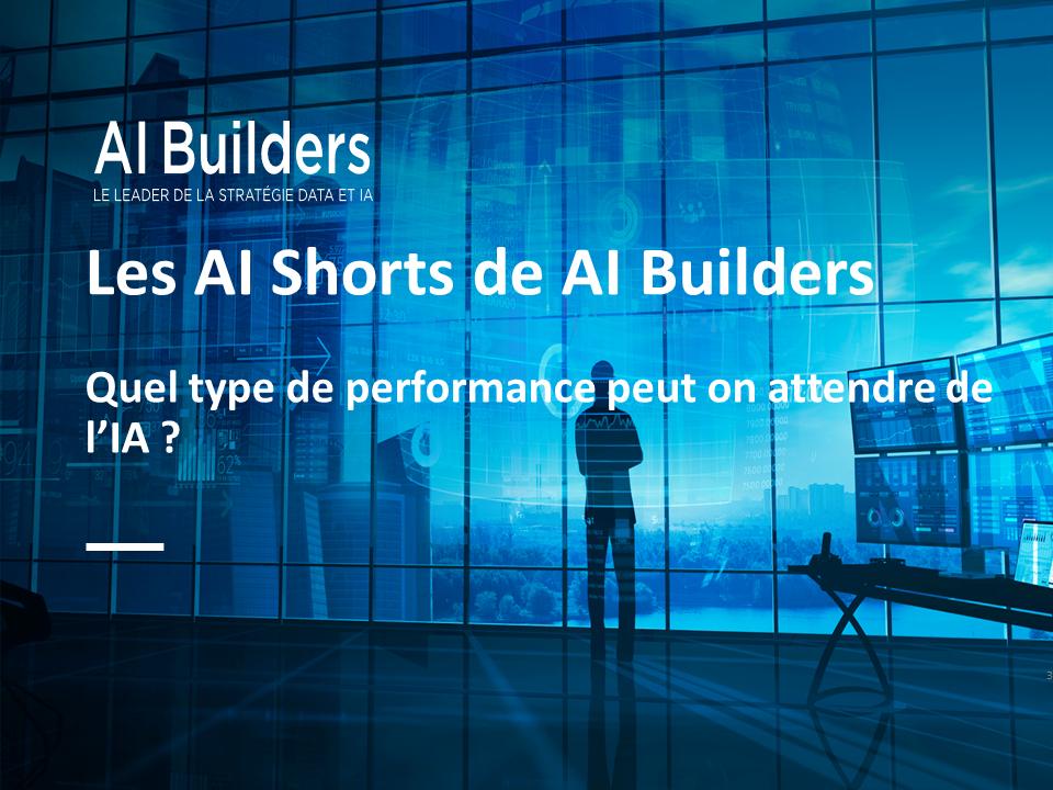 Quel type de performance peut-on atteindre de l'IA ? #AIShorts