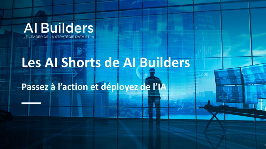 Passez à l'action et déployez de l'IA #AIShorts